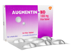 オーグメンチンBID(Augmentin-BID) 1000mg