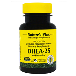 DHEA 25mg(Nature's Plus)