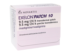 Exelon patch 9.5 mg 24hr transdermal