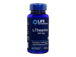 Lテアニン 100mg(Life Extension)